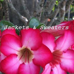 Jackets & Sweaters